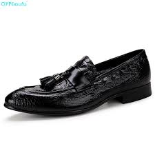 <b>QYFCIOUFU</b> Fashion <b>Luxury Mens</b> Business Shoes Oxford Genuine ...