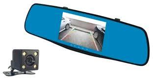 <b>Видеорегистратор Fujida Zoom</b> Mirror, 2 камеры — купить по ...