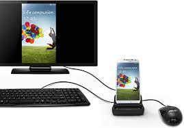 Aerb 3in1 Smart Multimedia HDMI Dock Station <b>Desktop</b>