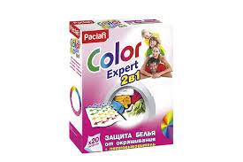 <b>Салфетки</b> от окрашивания <b>Paclan Color Expert</b> 2 в 1 + ...