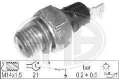 <b>Oil pressure switches</b>