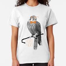 <b>Birds</b> Swallows Collar T Shirt <b>Indie Fashion</b> Art <b>Hipster</b> Tee T-Shirts ...