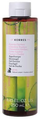 <b>Гель для душа</b> KORRES <b>Cucumber</b> bamboo — купить по выгодной ...