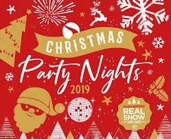 New <b>Family Christmas Party</b> Night - SnowDome