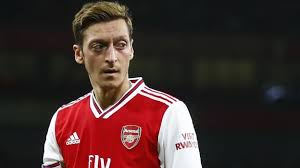 Mesut Ozil: Arsenal-Manchester City game removed from schedules ...
