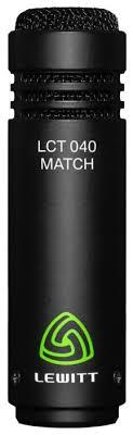 <b>Микрофон LEWITT LCT 040</b> MATCH — купить по выгодной цене ...