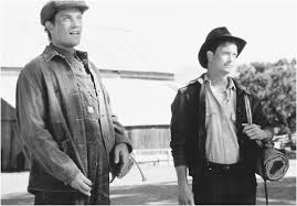 Of mice and men relationship between george and lennie essay Of Mice and Men Essay The