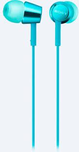 Купить <b>Sony MDR</b>-<b>EX155AP blue</b> в Москве: цена <b>наушников Sony</b> ...