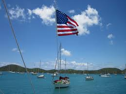 Image result for usvi flag