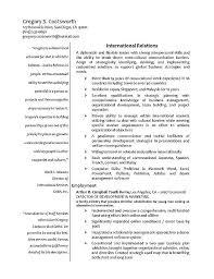 sample-resume-exbc18a.jpg International Relations Resume Example