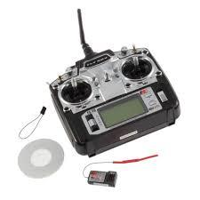 <b>Аппаратура</b> радиоуправления FlySky FS-T6
