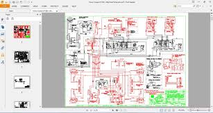 terex wiring diagrams terex trailer wiring diagram for auto caterpillar engine wiring diagrams