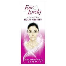 Fair & Lovely <b>Advanced Multi Vitamin</b> Face Cream, 80g: Amazon.in ...