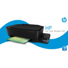 Отзывы о Струйное <b>МФУ HP Ink Tank</b> Wireless 415