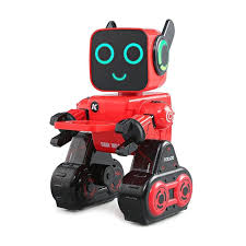 <b>JJRC R4 Voice-activated Intelligent</b> RC Robot - Red - 3461992912 ...