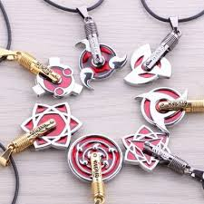 Naruto Sharingan Necklace in <b>7 Styles</b> in <b>2020</b> | Pricing jewelry ...