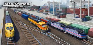 <b>Train</b> Station: Railroad Transport Line Simulator - Apps on Google ...
