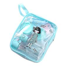 <b>9 Pcs Travel Cosmetic</b> Empty Bottle Set <b>Makeup</b> Container Spray ...