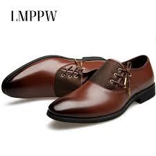 <b>Luxury Brand Men's</b> Business Dress Shoes Genuine Leather <b>Oxford</b> ...