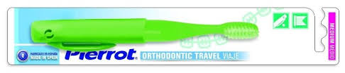 Зубная <b>щетка Pierrot Orthodontic Travel</b> Medium — купить по ...