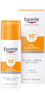<b>Солнцезащитный</b> гель-<b>крем</b> для проблемной кожи <b>лица</b> SPF 50+ ...