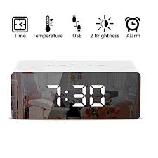 ETENOVA Digital Alarm Clock,5.5