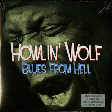 <b>Howlin Wolf</b> - BLUES FROM HELL (2LP , <b>180</b> GR VINYL)