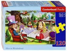 """""""Puzzle-120 <b>MIDI</b> """"<b>Алиса</b> в стране чудес"""" (В-13456)"""" купить <b>пазлы</b> ..."""
