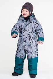 Orby и Boom! Тёплая детская одежда - Чики Рики