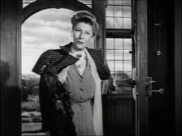 at the scene of the crime ten little ns emily brent miss brent in the 1945 film adaptation