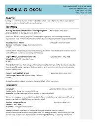 cover letter objective for resume examples entry level resume cover letter entry level objective statement new cna resume restaurant samples for entry nurses sample nursing