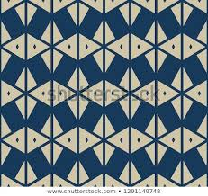 Vector geometric triangles texture. <b>Stylish</b> gold and dark <b>blue</b> ...