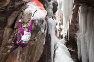 Ice Climbing - News - Times Topics - The New York Times