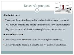 Customer service   Waiting lines  SlideShare