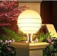 <b>Outdoor Lamp Pillar</b> UK