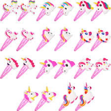 10 pcs unicorn hair