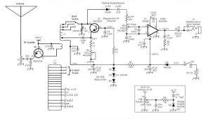 how i built a shortwave armstrong fet regenerative receiver on simple am receiver circuit schematic