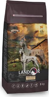 "<b>Корм сухой</b> ""<b>Landor</b>"", полнорационный, для взрослых собак ..."