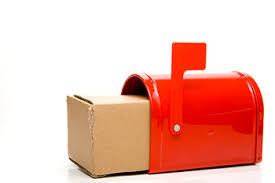 Image result for mail packages pictures