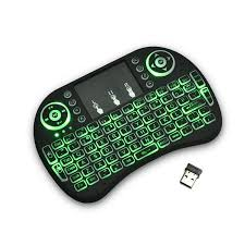 2.4G <b>Wireless i8 Mini</b> Keyboard With <b>Backlit</b> and Li-ion battery air ...