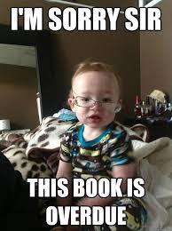 baby librarian memes | quickmeme via Relatably.com