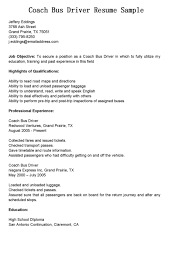 simple experience and executive for bus driver resume sample fullsize by teddy sher simple experience and executive for bus driver resume