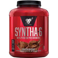 BSN <b>Syntha 6 Whey Protein</b> Powder, Chocolate, 5lb - Walmart.com ...