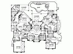 images about Nice homes on Pinterest   One Level Homes    One Story Luxury House Plans   Level view expanded size