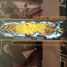 Crystal <b>Distortion</b> – Tales Of An Urban <b>Dance</b> Psychotic (2000, Vinyl ...