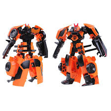 ROZETKA | Робот-<b>трансформер Wei Jiang Дрифт</b> оранжевый ...