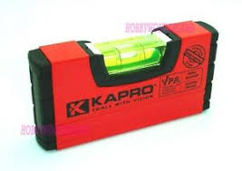 KAPRO #246 <b>Mini</b> 100 x 50mm 4 in. <b>Pocket Handy Level</b> x 1 ...