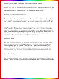 certified surgical technologist resume sample   resume sample    surgical tech resume sample