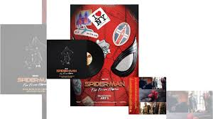 <b>Саундтрек</b> - <b>spider-MAN</b>: FAR from home купить в Москве ...