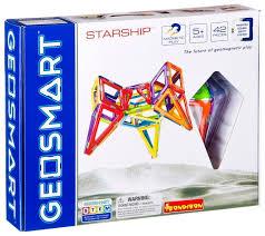 Купить <b>Магнитный конструктор BONDIBON Geosmart</b> ВВ2320 ...